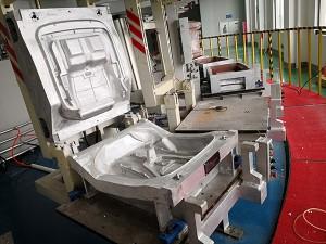 Polyurethane Flexible Foam Car Seat Cushion Foam Making Machine