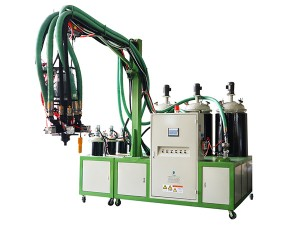 Three Components Polyurethane Injection Machine