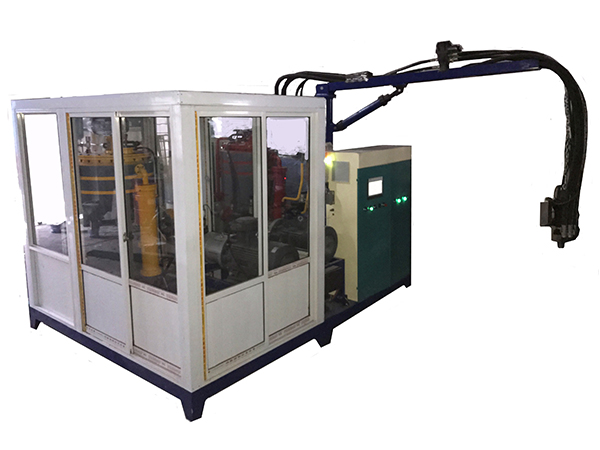 Cyclopentane Series High Pressure Foaming Machine Featured Image