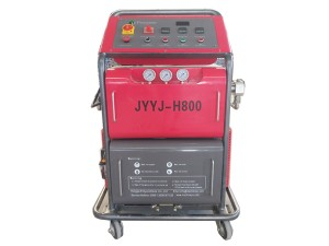 Polyurethane PU Foam JYYJ-H800 Floor Coating Machine