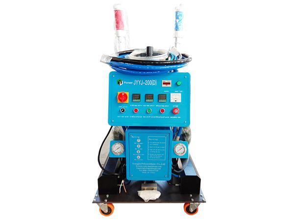 Polyurethane PU JYYJ-Q200(D) Wall Spray Foaming Machine Featured Image