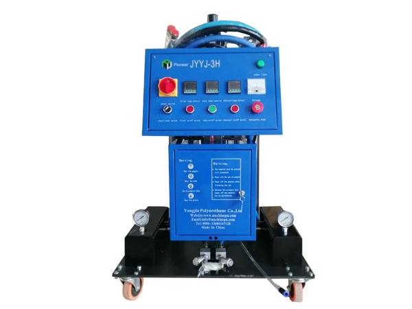 Polyurethane Insulation Foam JYYJ-3H Spray Machine Featured Image