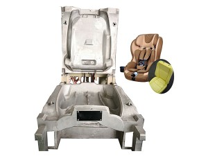 PU Car Seat Cushion Molds