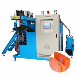 Polyurethane Elastomer TDI System Casting Machine for CPU  Scrapers