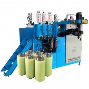 Multi-component Cast Elastomer Polyurethane Machines (MDI/TDI) For PU Wire Guide Rollers